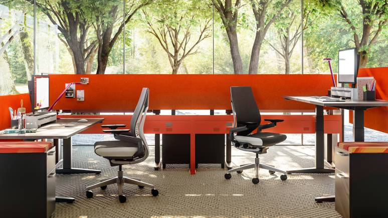 Steelcase Improves Its Own Processes and Provides a Better
