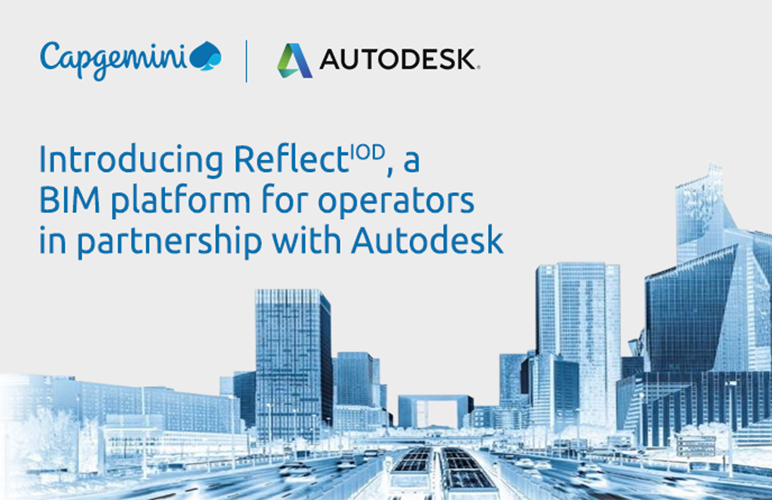 Capgemini enters partnership with Autodesk