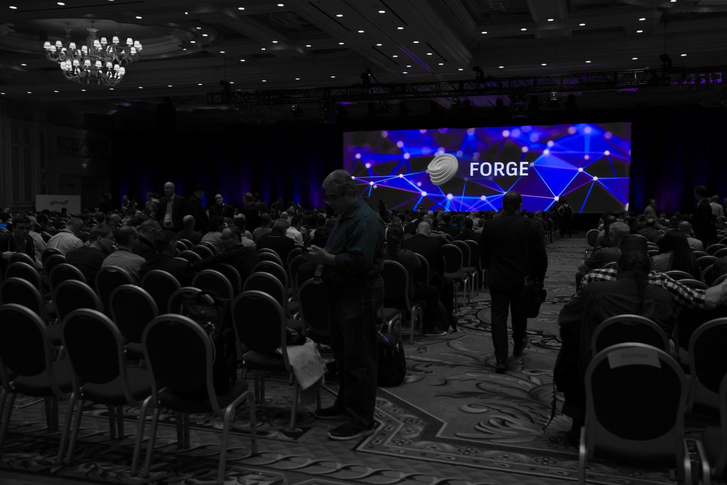 Forge DevCon in Las Vegas