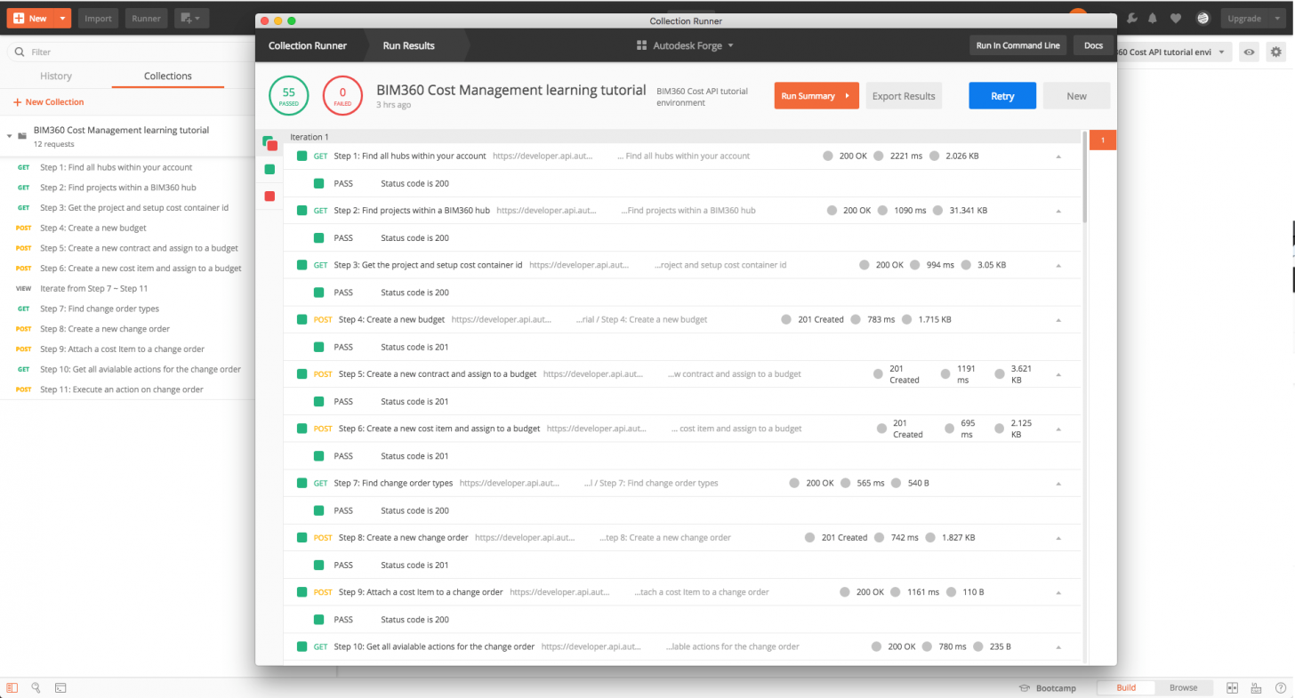 Automation Test & Automate workflow with Postman Collection Runner