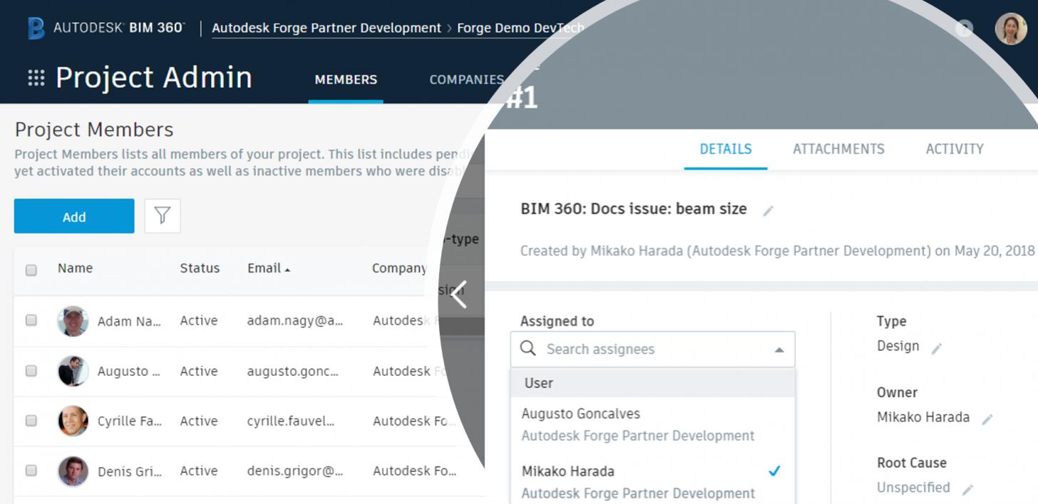 GET Project Users (BIM 360)