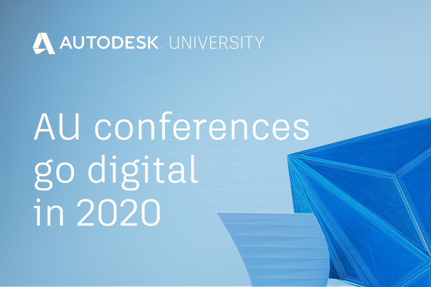 AU goes digital