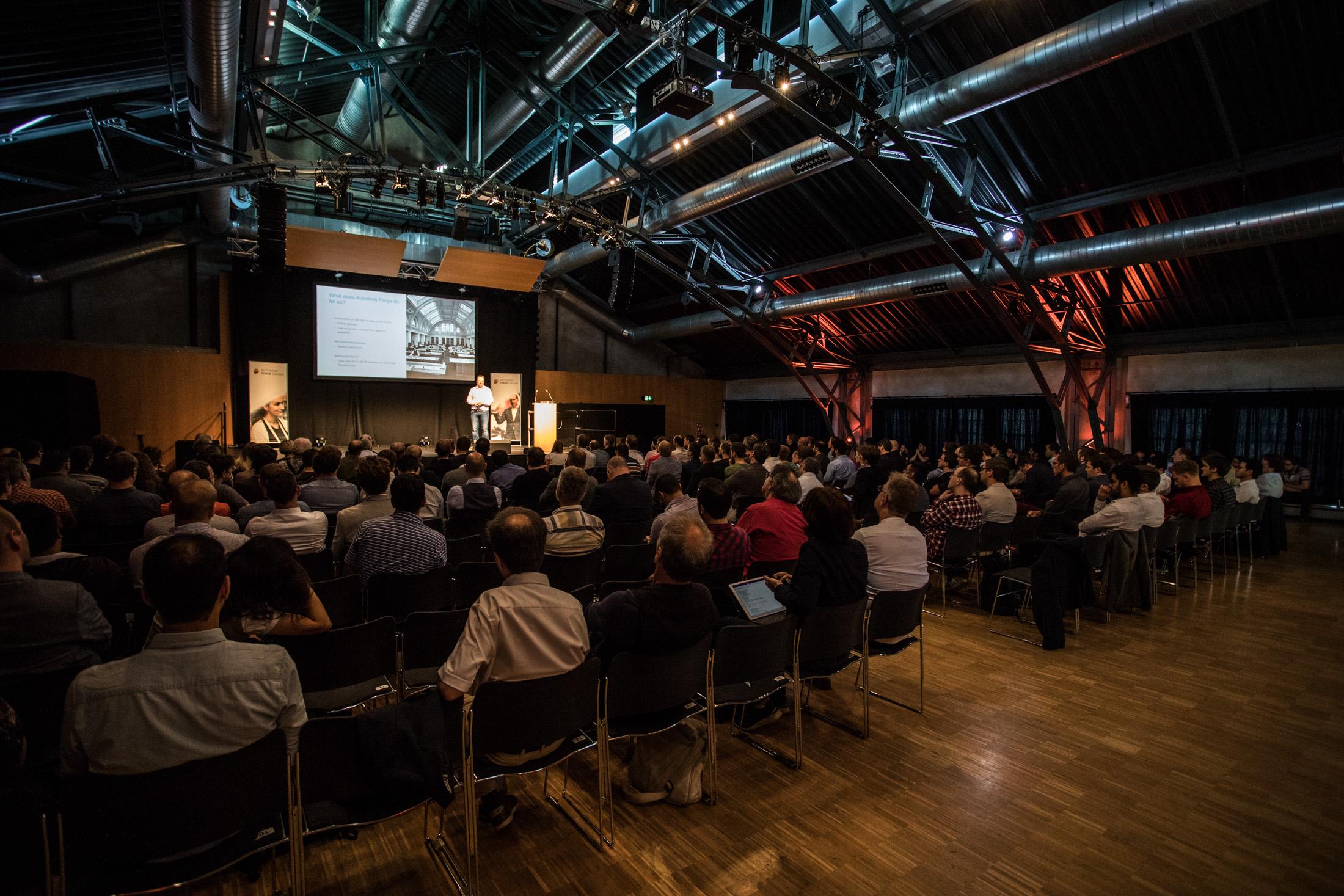 Keynote Presentation at Centralstation