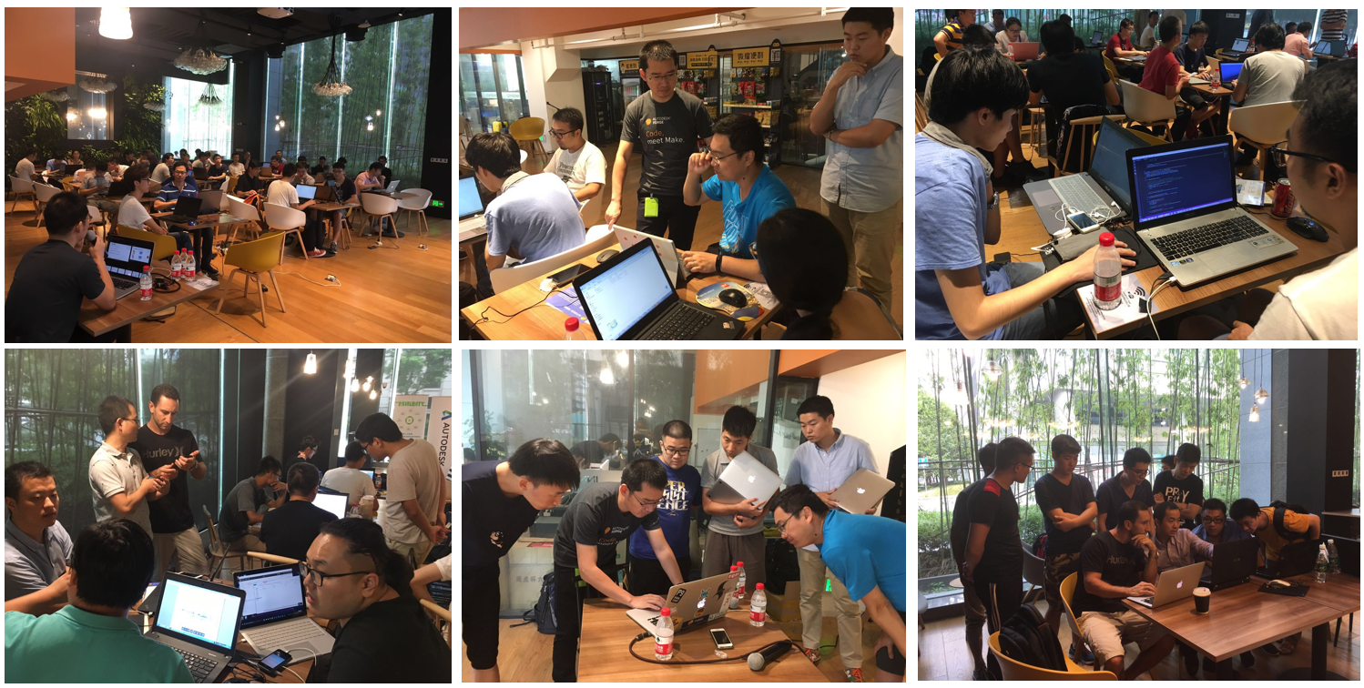 Forge DevCon China Workshop