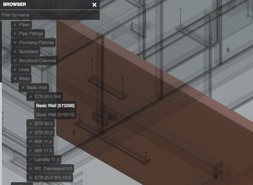 Enumerating leaf nodes on Viewer | Autodesk Forge