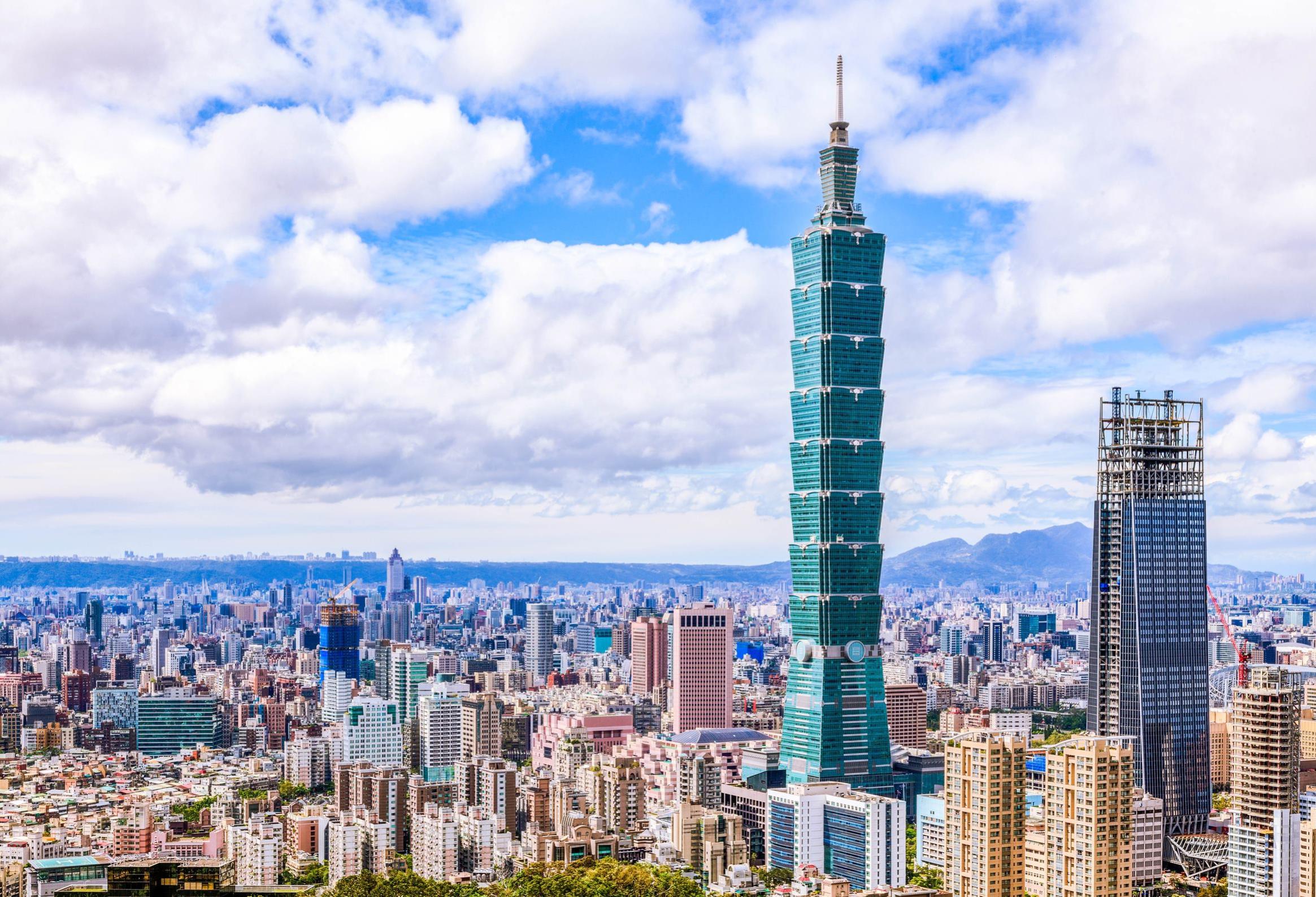 Taipei Taiwan Accelerator
