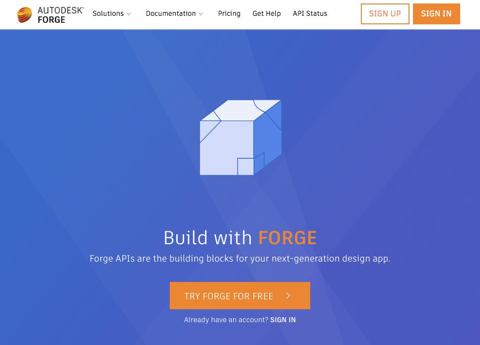 The Forge Developer Portal