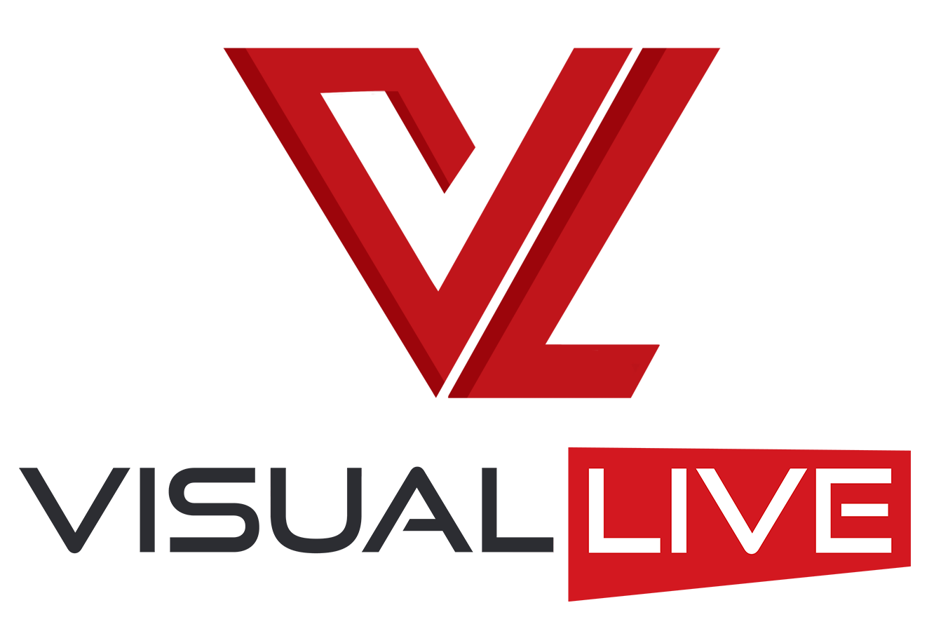VisualLive Logo