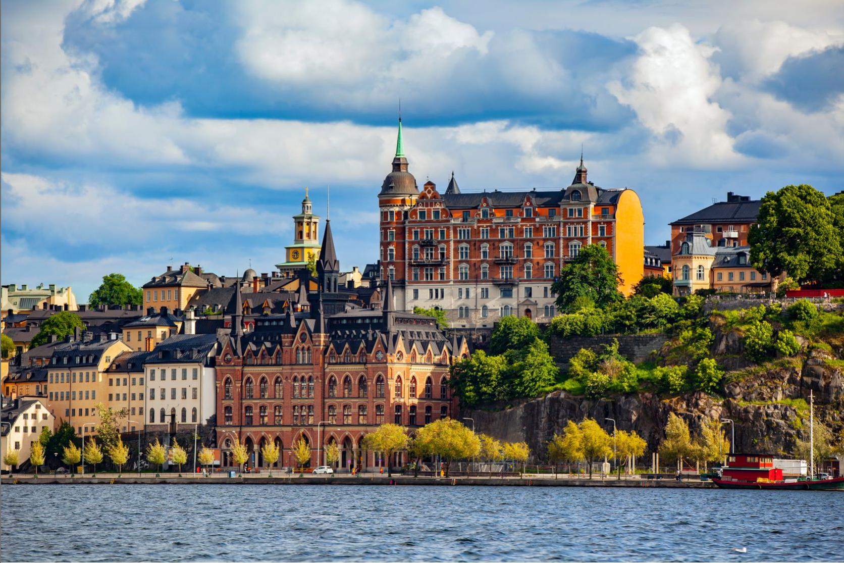 Stockholm accelerator