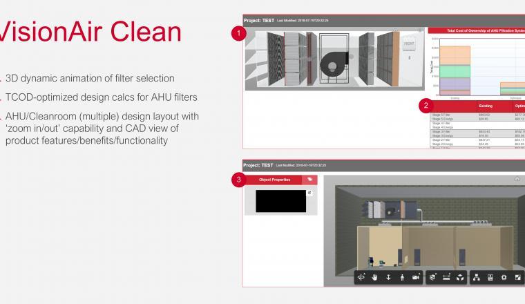 VisionAire Clean